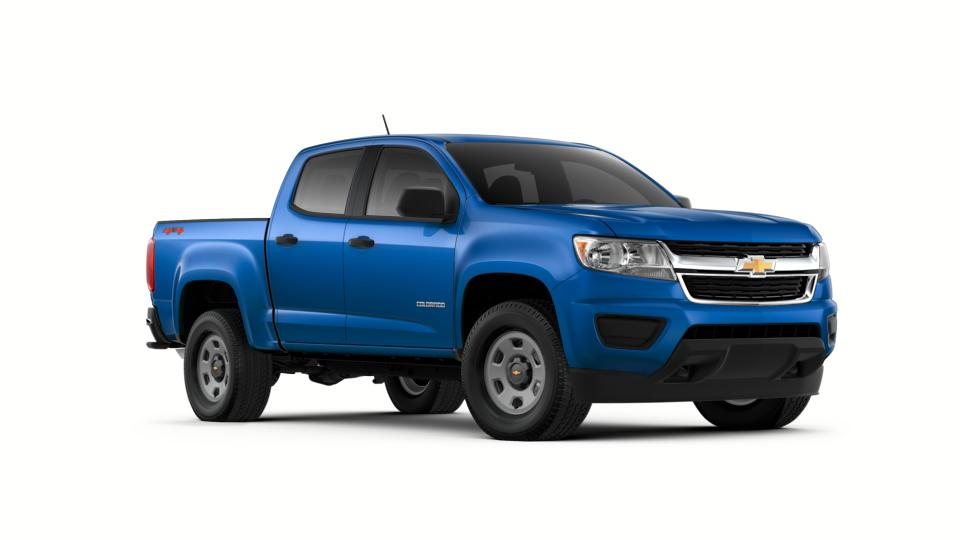 2018  Colorado Crew Cab Short Box 4-Wheel Drive WT