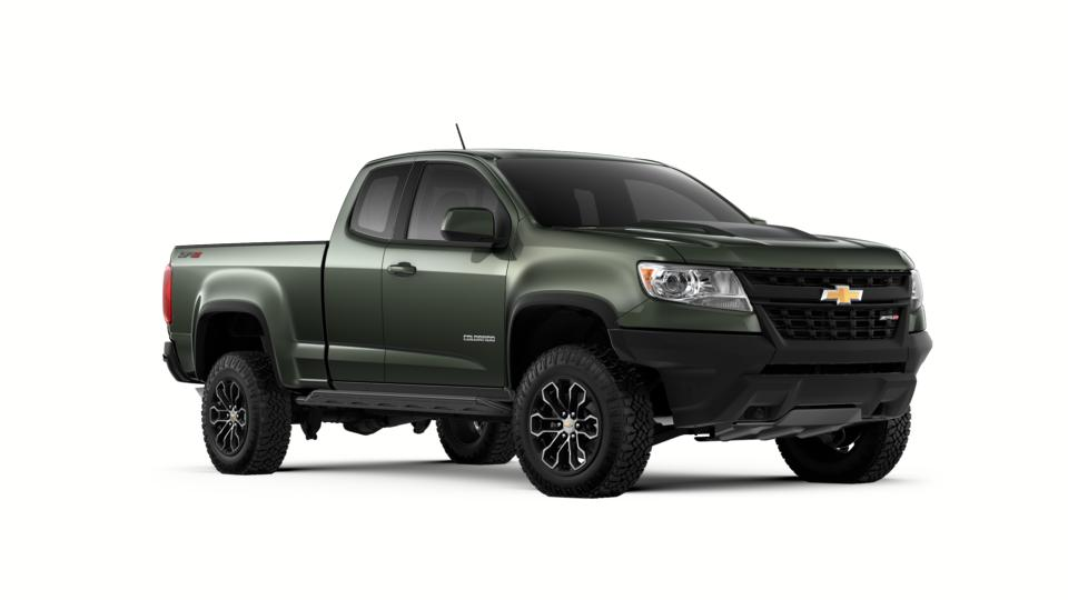 2018 Chevrolet Colorado Vehicle Photo in Englewood, CO 80113