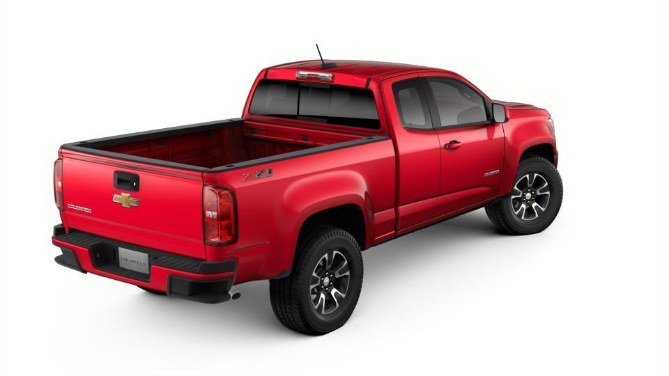 pekin red tintcoat 2018 chevrolet colorado new truck for. Black Bedroom Furniture Sets. Home Design Ideas