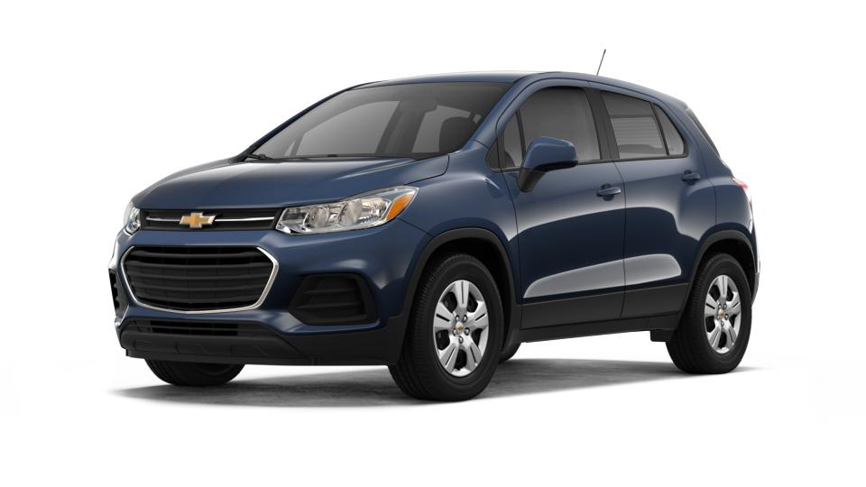 2018 Chevrolet Trax Vehicle Photo in Independence, MO 64055