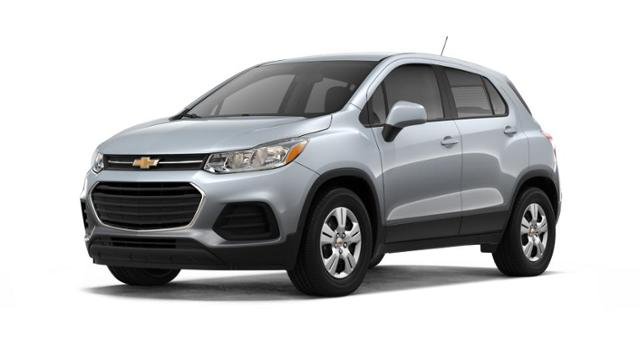 New 2018 Chevrolet Trax For Sale at Hall Chevrolet Chesapeake ...