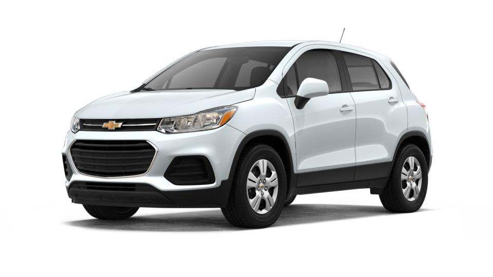 2018 Chevrolet Trax Vehicle Photo in Elgin, TX 78621