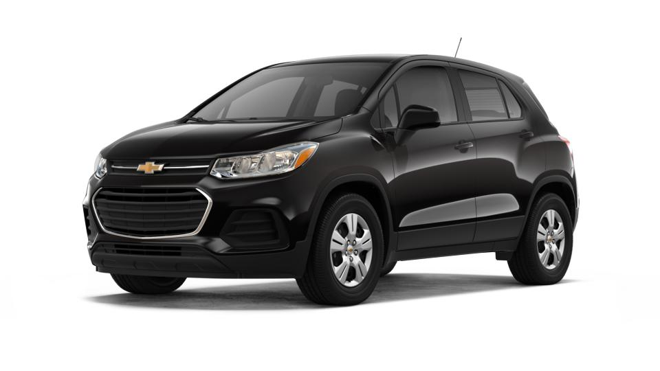 2018 Chevrolet Trax Vehicle Photo in San Angelo, TX 76903