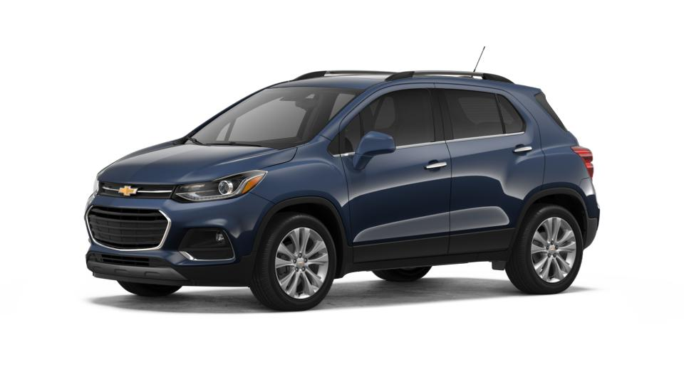 Akron Storm Blue Metallic 2018 Chevrolet Trax: New Suv for Sale