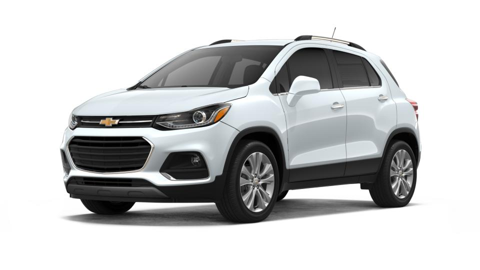 new 2018 Summit White Chevrolet Trax For Sale in Grove ...