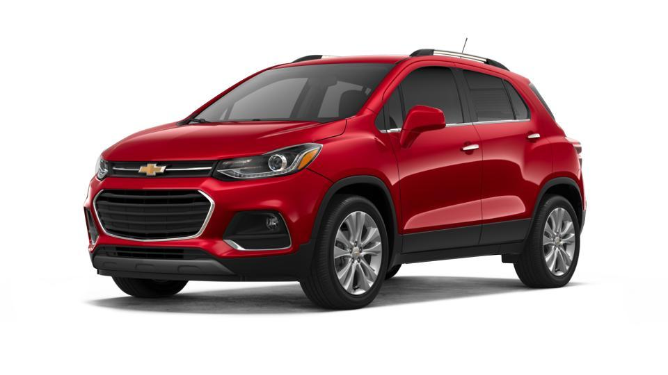 2018 Chevrolet Trax Vehicle Photo in St. Clairsville, OH 43950