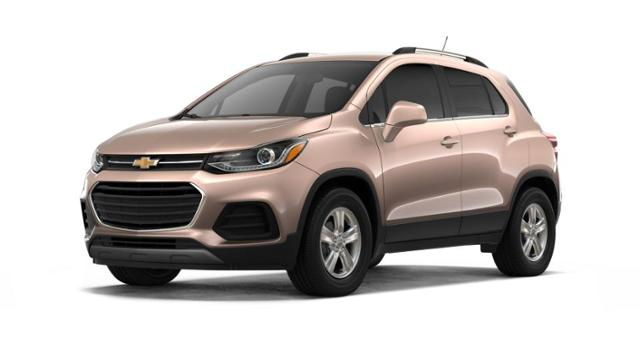 2018 Chevrolet Trax Vehicle Photo In East Providence, RI 02914