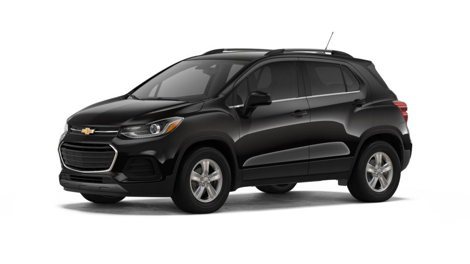 Hicksville Mosaic Black Metallic 2018 Chevrolet Trax New