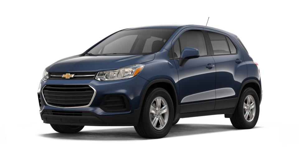 2018 Chevrolet Trax Vehicle Photo in Anchorage, AK 99515