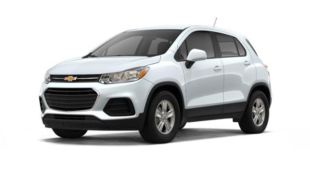 2018 Chevrolet Trax Vehicle Photo In Cheshire, MA 01225