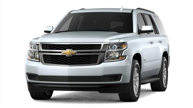 New 2018 Radiant Silver Metallic Chevrolet Tahoe 4WD LT For Sale in