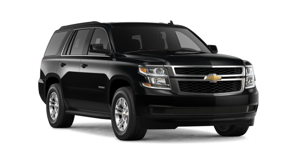 New Suv 2018 Black Chevrolet Tahoe Lt For Sale In Virginia