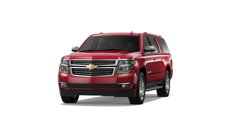 2018 Chevrolet Suburban Vehicle Photo in Saginaw, MI 48609