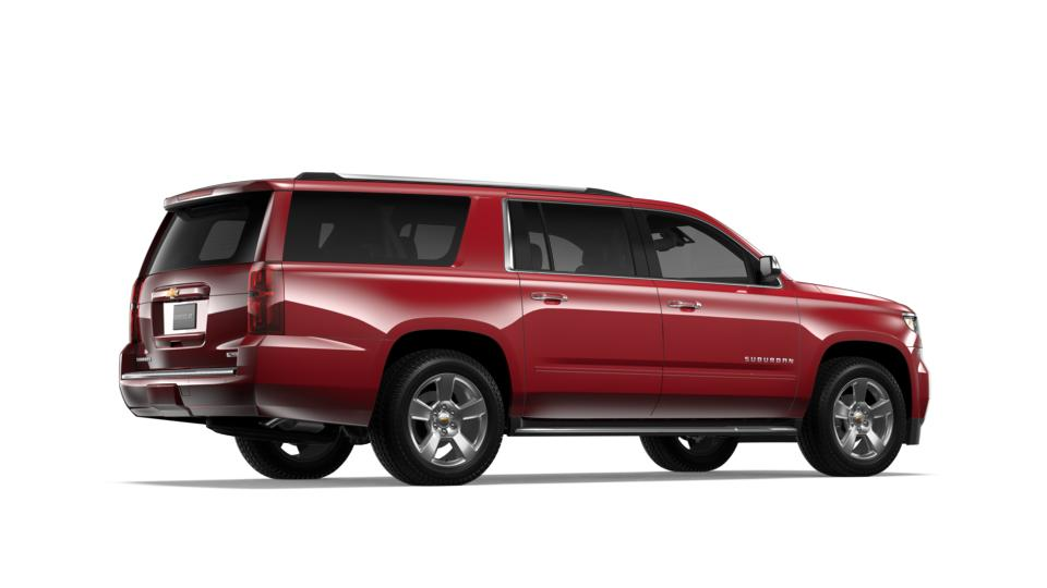new 2018 siren red tintcoat chevrolet suburban 4wd 1500 premier for sale in texas. Black Bedroom Furniture Sets. Home Design Ideas