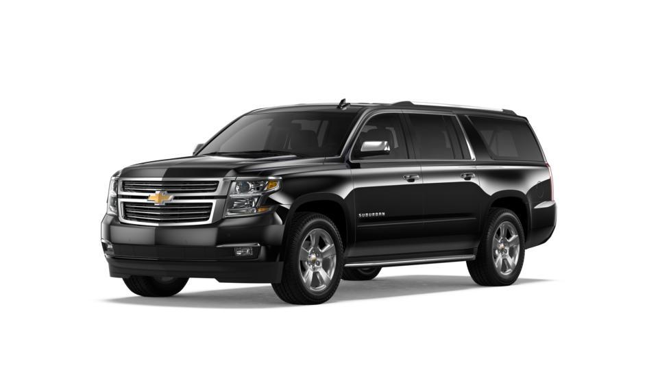 Abilene Black 2018 Chevrolet Suburban New Suv For Sale