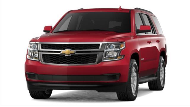 2018 Chevrolet Tahoe Vehicle Photo In Bakersfield, CA 93313