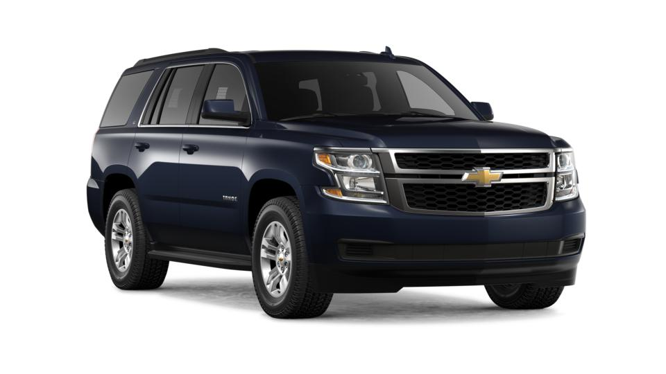 Daytona Beach Blue Velvet Metallic 2018 Chevrolet Tahoe