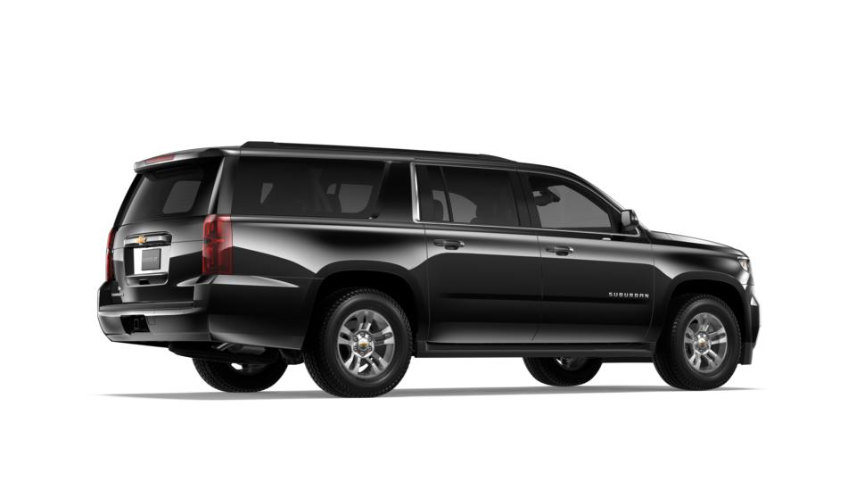 Hicksville Gba Black 2018 Chevrolet Suburban New Suv For
