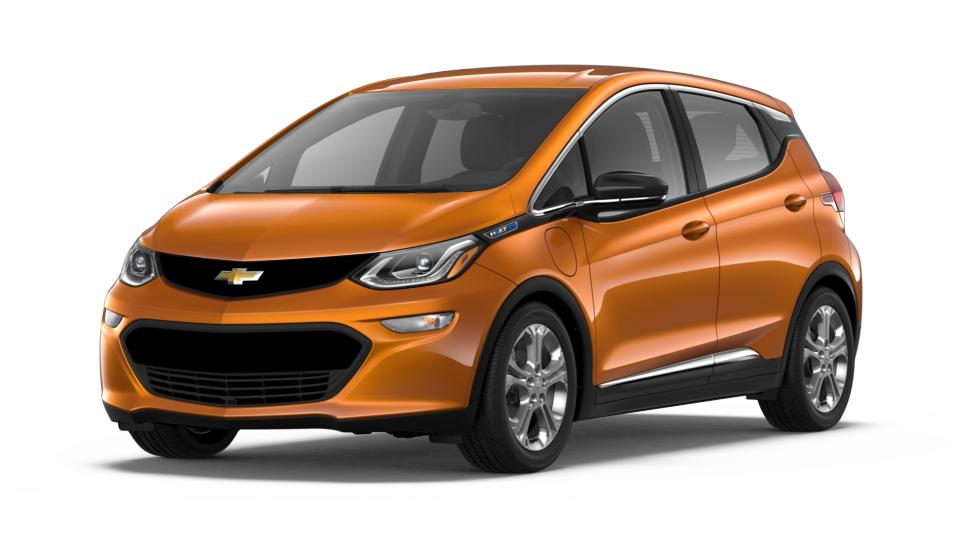 2018 Chevrolet Bolt EV Vehicle Photo in Englewood, CO 80113