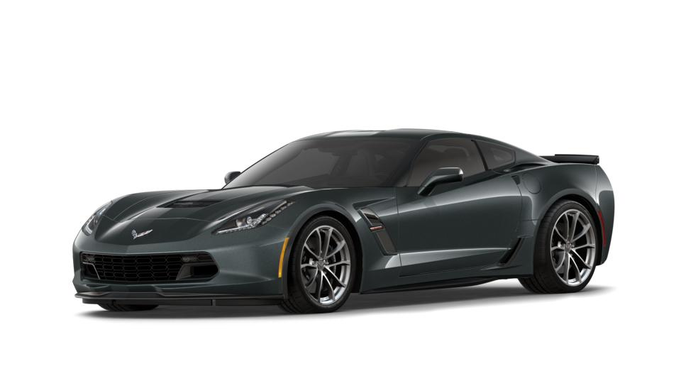New 2019 Watkins Glen Gray Chevrolet Corvette Grand Sport