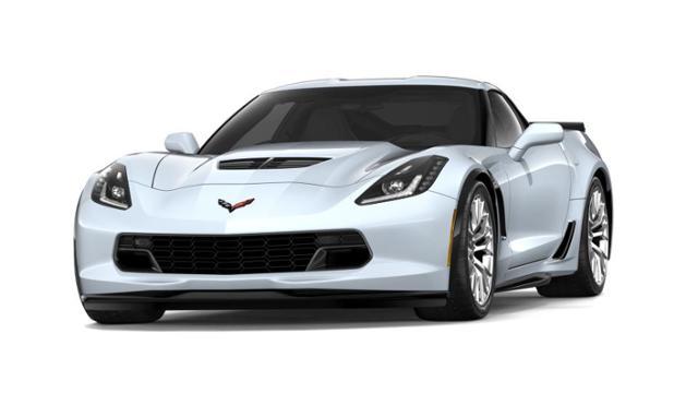 2019 Chevrolet Corvette Coupe Z06 3lz New Car Cutter Chevrolet