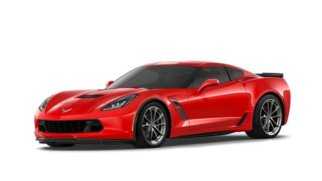 New 2019 Torch Red Chevrolet Corvette Grand Sport Coupe 3lt