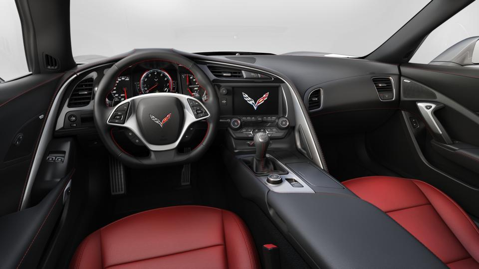 New 2019 Arctic White Chevrolet Corvette Stingray Coupe 1LT For Sale in New Jersey | K5102382