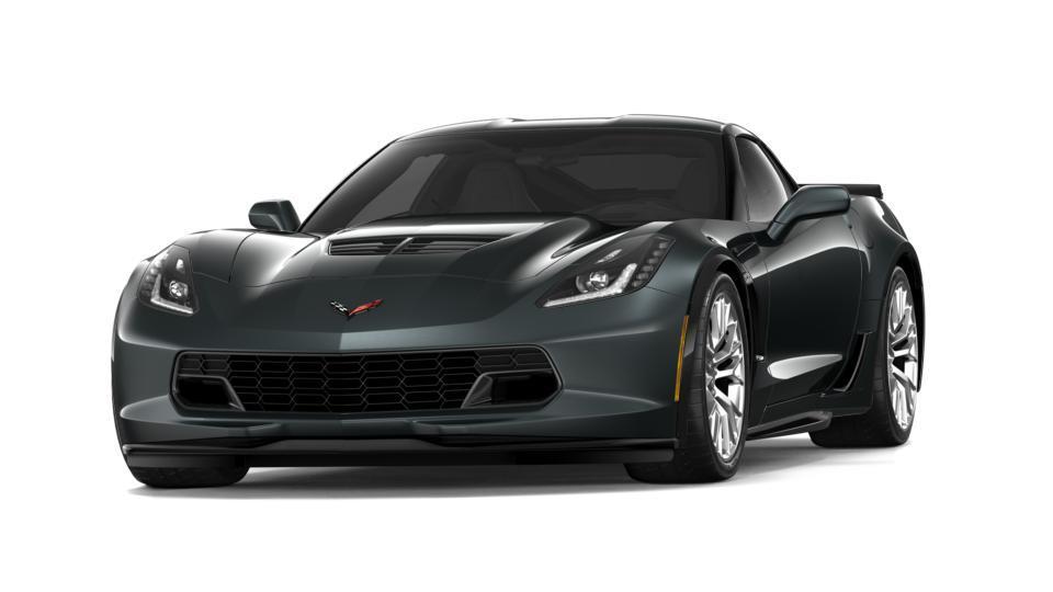 Hicksville Gray 2019 Chevrolet Corvette New Car For Sale