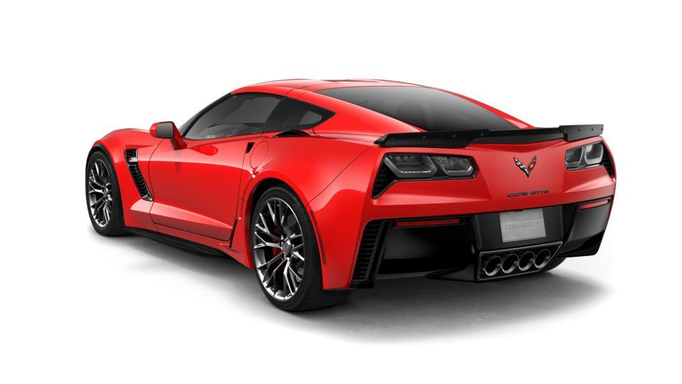 Macmulkin Corvette Inventory >> New Car 2019 Torch Red Chevrolet Corvette Coupe Z06 1LZ For Sale in New Hampshire ...