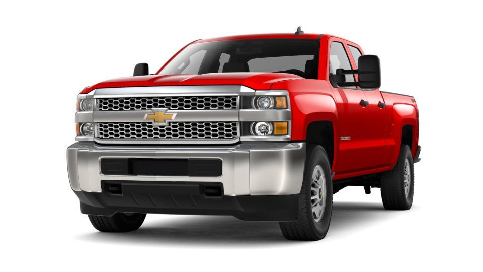 2019 Chevrolet Silverado 2500HD Vehicle Photo in Freeland, MI 48623