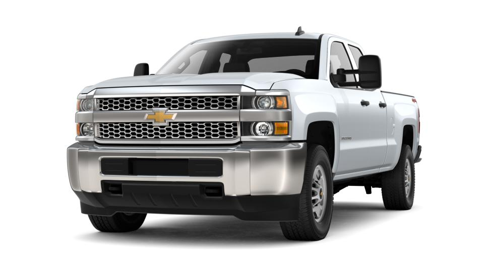2019 Chevrolet Silverado 2500HD Vehicle Photo in Hamden, CT 06517