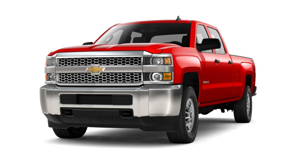 2019 Chevrolet Silverado 2500HD photo du véhicule à Val-d'Or, QC J9P 0J6