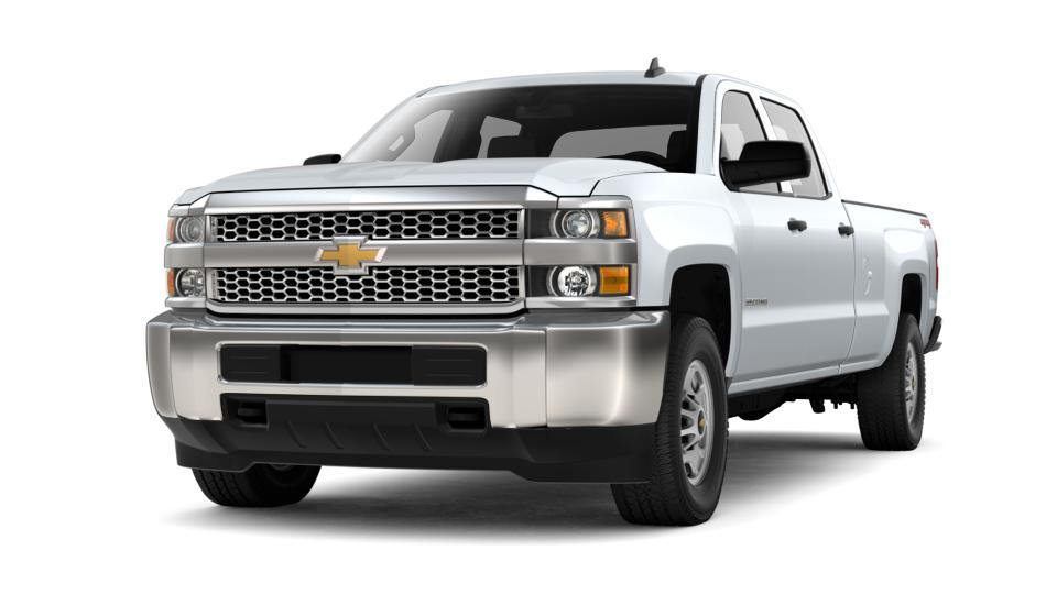 2019 Chevrolet Silverado 2500HD Vehicle Photo in Midlothian, VA 23112