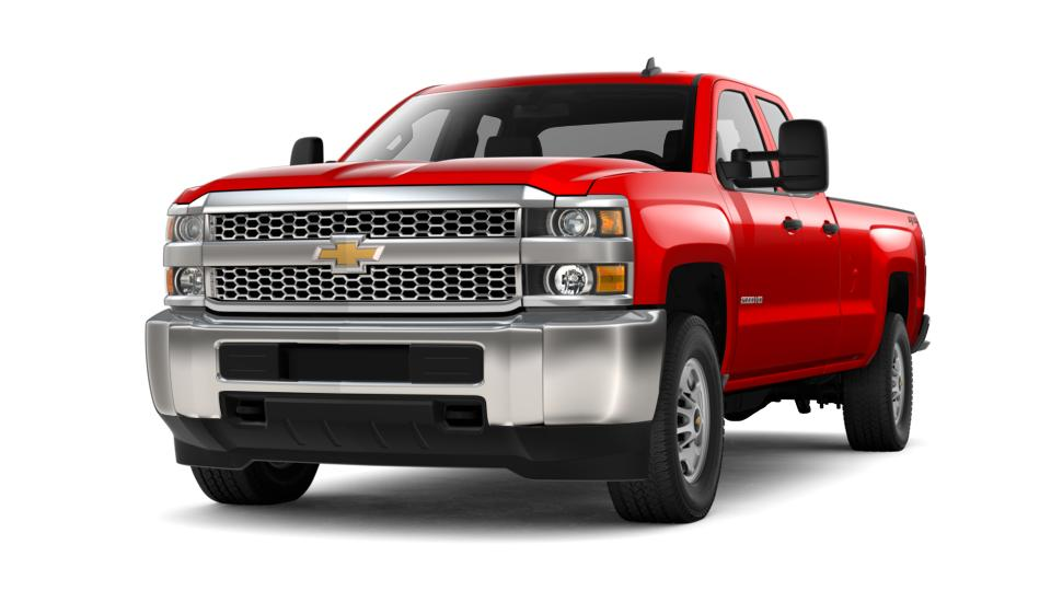 2019 Chevrolet Silverado 2500HD Vehicle Photo in Danbury, CT 06810