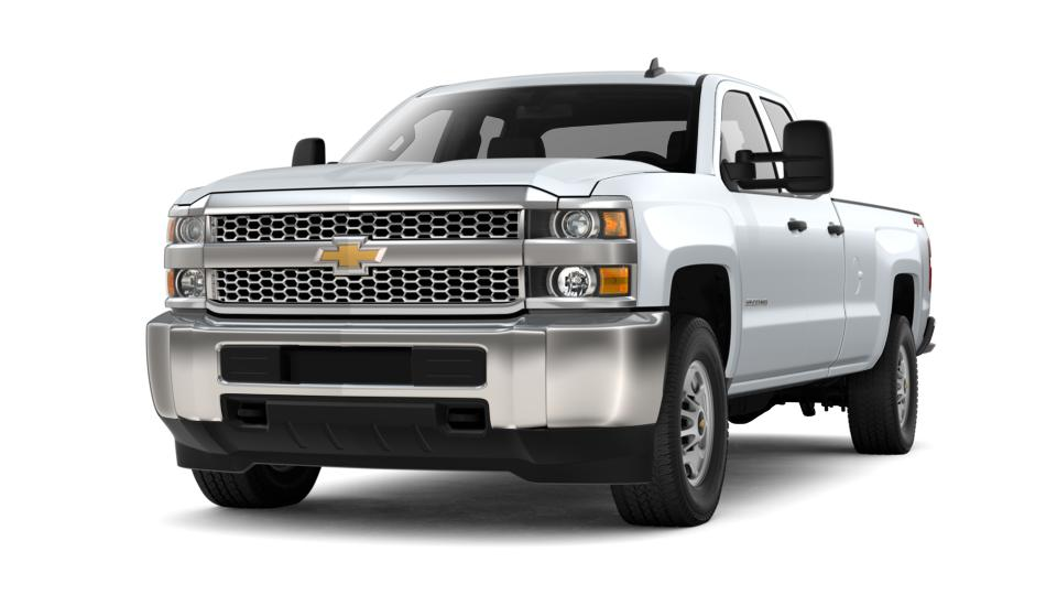 2019 Chevrolet Silverado 2500HD Vehicle Photo in Burlington, WI 53105