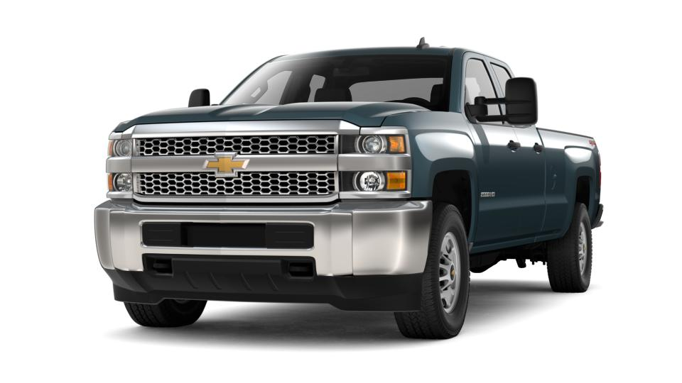 2019 Chevrolet Silverado 2500HD Vehicle Photo in Moon Township, PA 15108