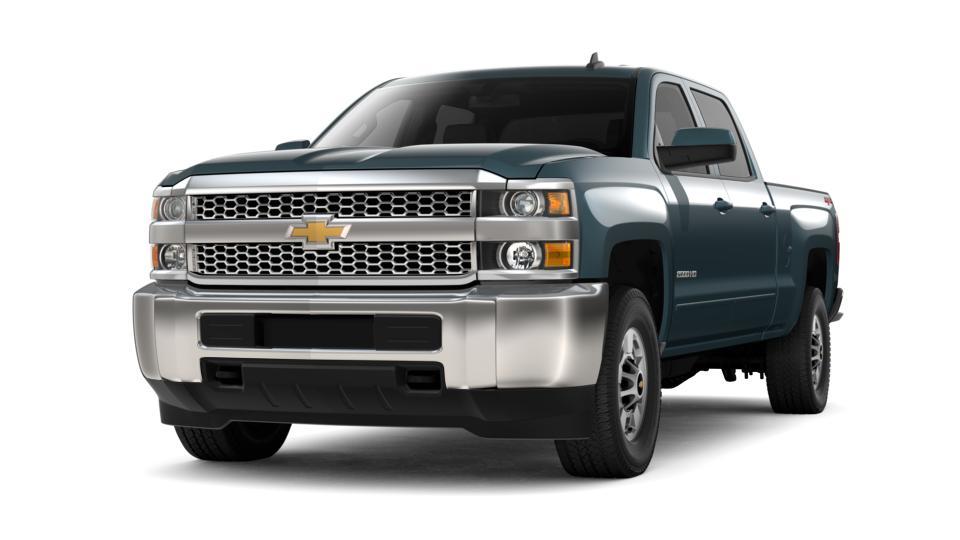 2019 Chevrolet Silverado 2500HD Vehicle Photo in Selma, TX 78154