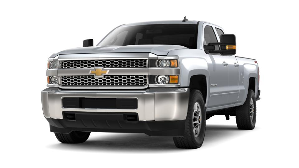 2019 Chevrolet Silverado 2500HD Vehicle Photo in Harrisonburg, VA 22801