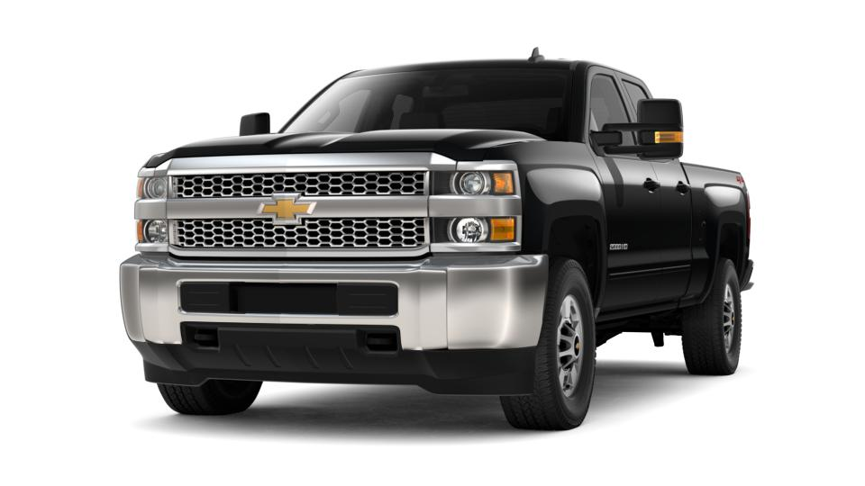2019 Chevrolet Silverado 2500HD Vehicle Photo in Medina, OH 44256