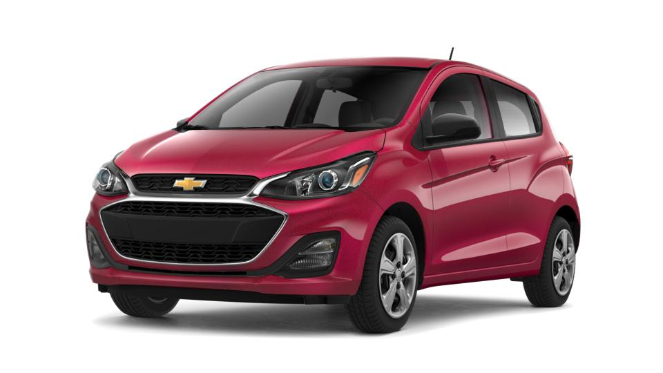 2019 Chevrolet Spark Vehicle Photo in San Angelo, TX 76903