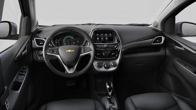 The new Chevrolet Spark in Orleans