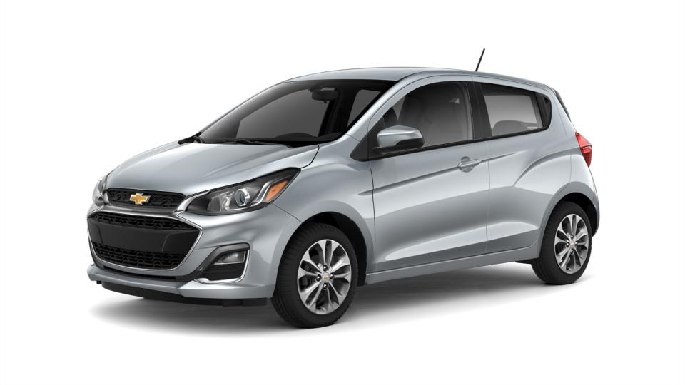 Jim Browne Chevrolet >> New Silver Ice Metallic 2019 Chevrolet Spark Hatch 1LT (Automatic) for Sale in Tampa, FL | Jim ...