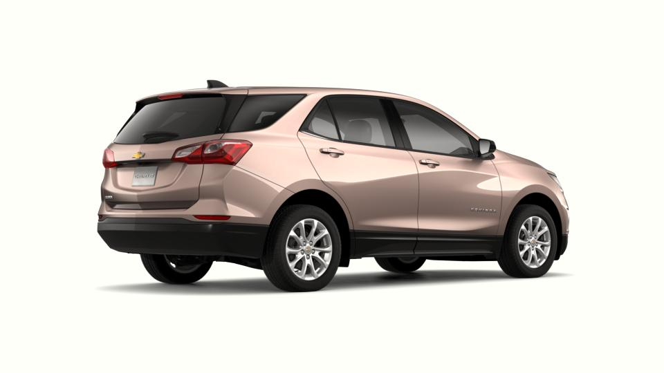 2019 Chevrolet Equinox Fwd Ls In Sandy Ridge Metallic At Salvadore