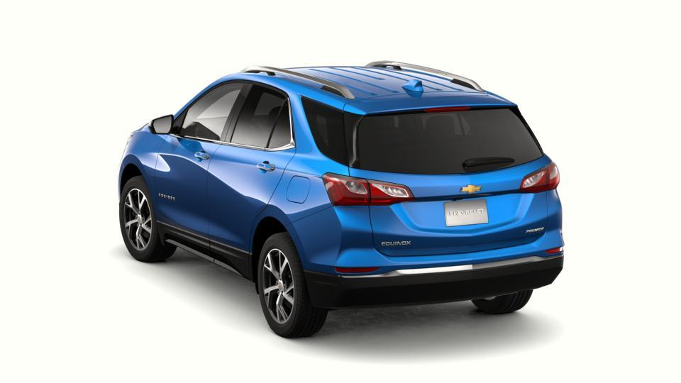 2019 Kinetic Blue Metallic Chevrolet Equinox for Sale at Charles Boyd Chevrolet Buick GMC
