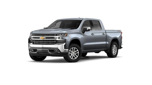 2019 Chevrolet Silverado 1500 For Sale In Monticello