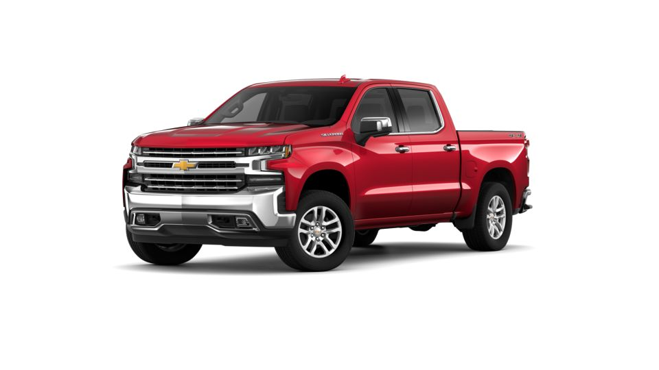2019 Chevrolet Silverado 1500 Vehicle Photo in Greeley, CO 80634
