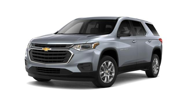 New 2019 Chevrolet Traverse With 3 6l In Bethlehem