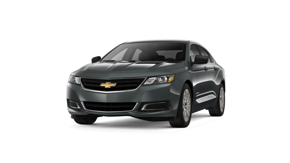 2019 Chevrolet Impala Vehicle Photo in Lake Bluff, IL 60044