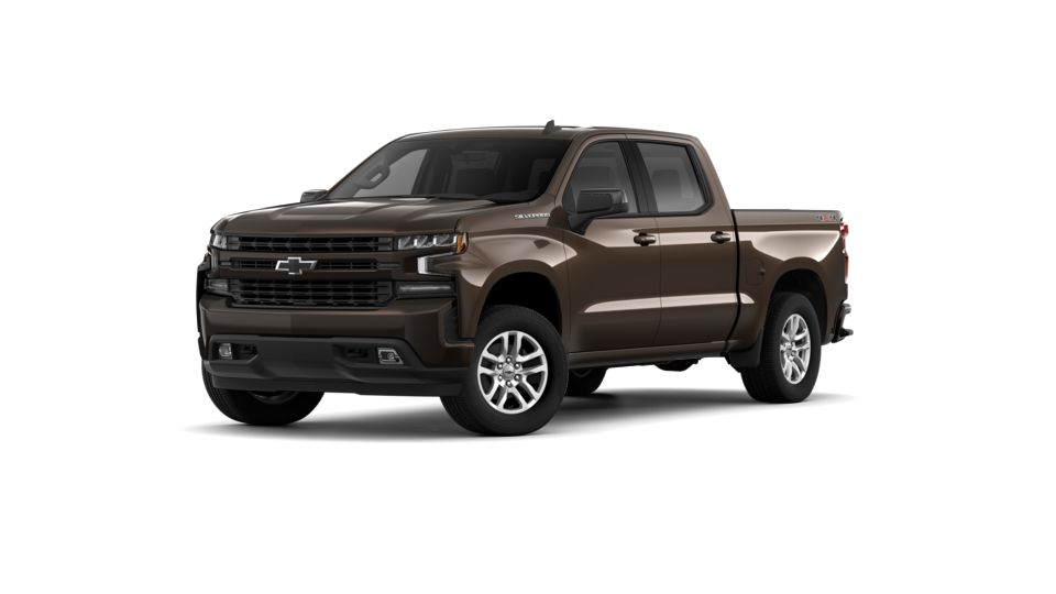 2019 Chevrolet Silverado 1500 Vehicle Photo in Butler, PA 16002