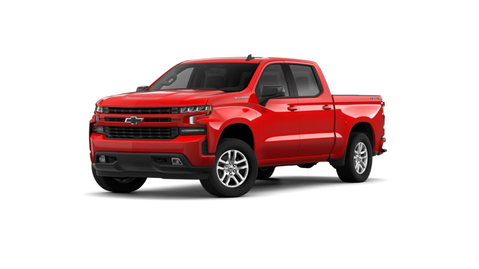 2019 Chevrolet Silverado 1500 Vehicle Photo in Greensboro, NC 27405